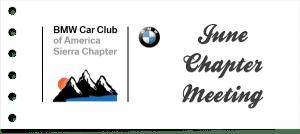 2016 June Sierra Chapter Meeting