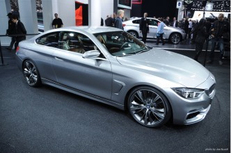 BMW 4 at 2013 Detroit Auto Show