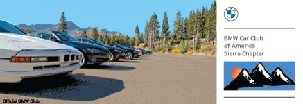Sierra BMW Car Club